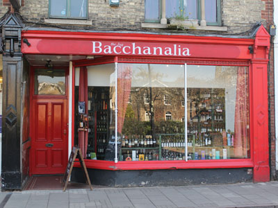 Bacchanalia Mill Road