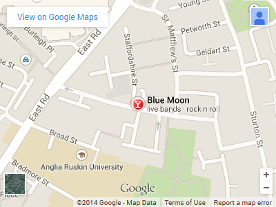 Blue Moon map