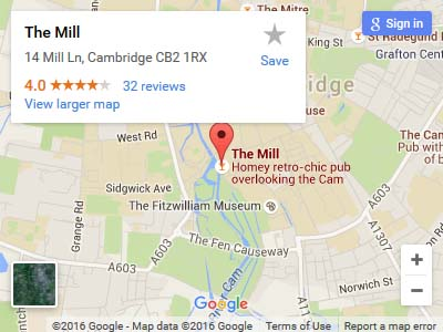 The Mill Map