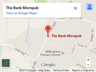 The Bank Map